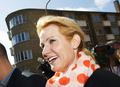 デンマークで10年ぶり政権交代、初の女性首相誕生へ