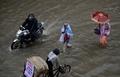 インド西部、豪雨による洪水で4人死亡