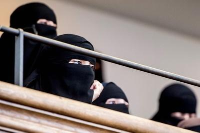 顔を覆うベールの着用、公共の場で禁じる法案可決 デンマーク議会