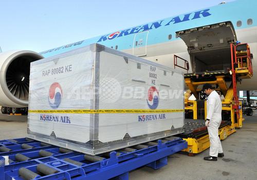 国際ニュース:AFPBB News朝鮮王朝の古文書1200冊、日本から韓国に到着