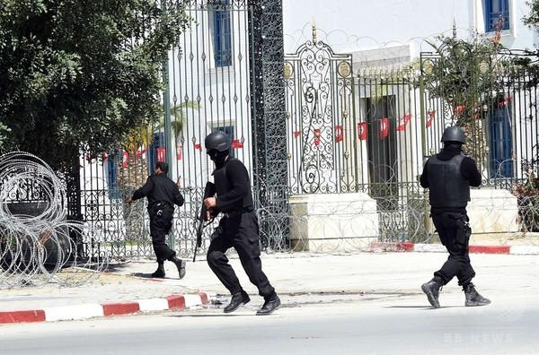 チュニジア博物館襲撃、国連や各国政府が非難