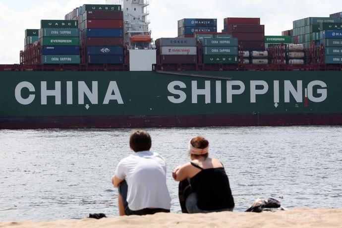 東アジアの船舶排出ガス、数万人の死亡原因に 研究