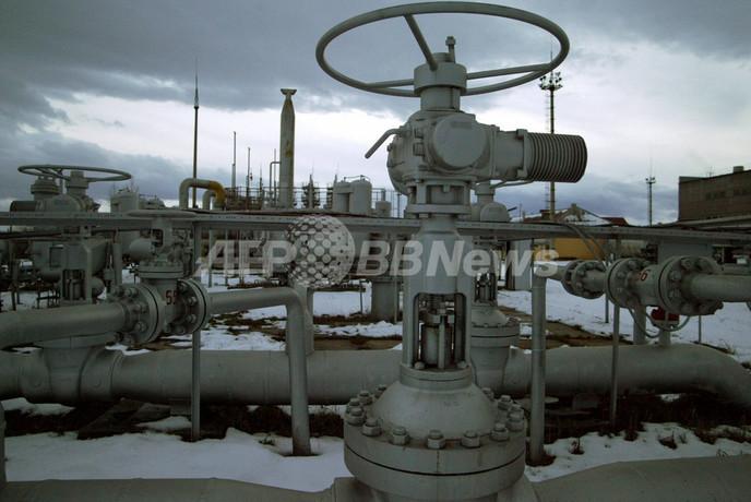 露ガスプロム、ウクライナ政府との料金未払い問題で合意へ