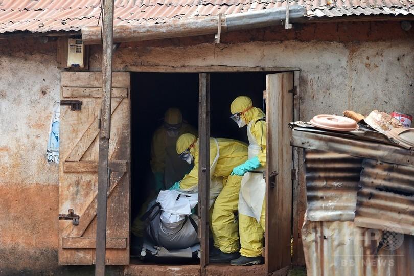 エボラ熱の死者5420人、感染者1万5145人に WHO