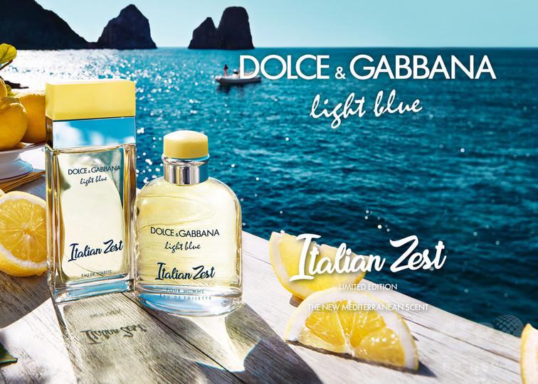 「ドルチェ&ガッバーナ」シトラスの限定フレグランスに注目