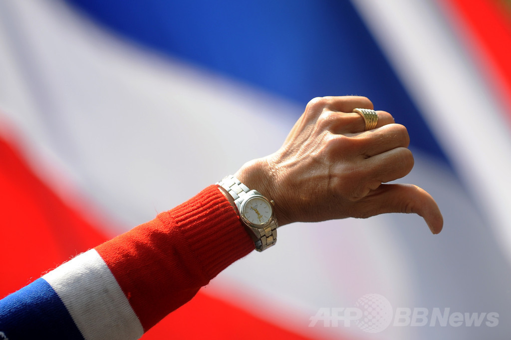 タイ非常事態宣言まもなく解除へ デモ沈静化受け