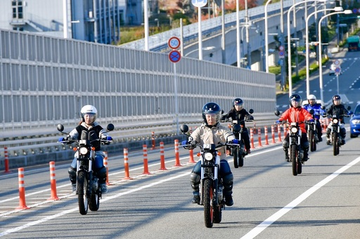 「YRA 大人のバイクレッスン」コースの新設、開催拡充について