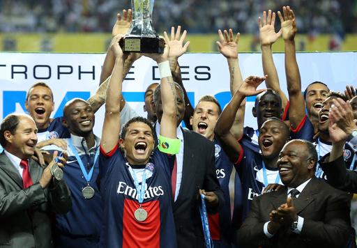 PSGがボルドー下しスーパーカップ制覇