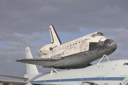 【写真特集】スペースシャトル「ディスカバリー」のラストフライト