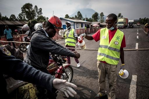 コンゴのエボラ流行 主要都市初の感染者死亡 州知事