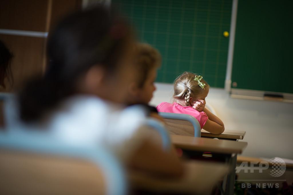 子どもの貧困、脳の発達に影響 米研究