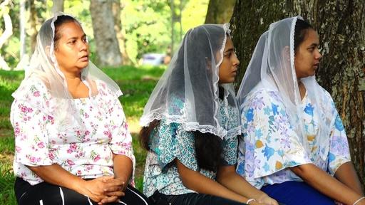 動画:イースター連続爆発のスリランカ、カトリック教会が一般ミサを再開