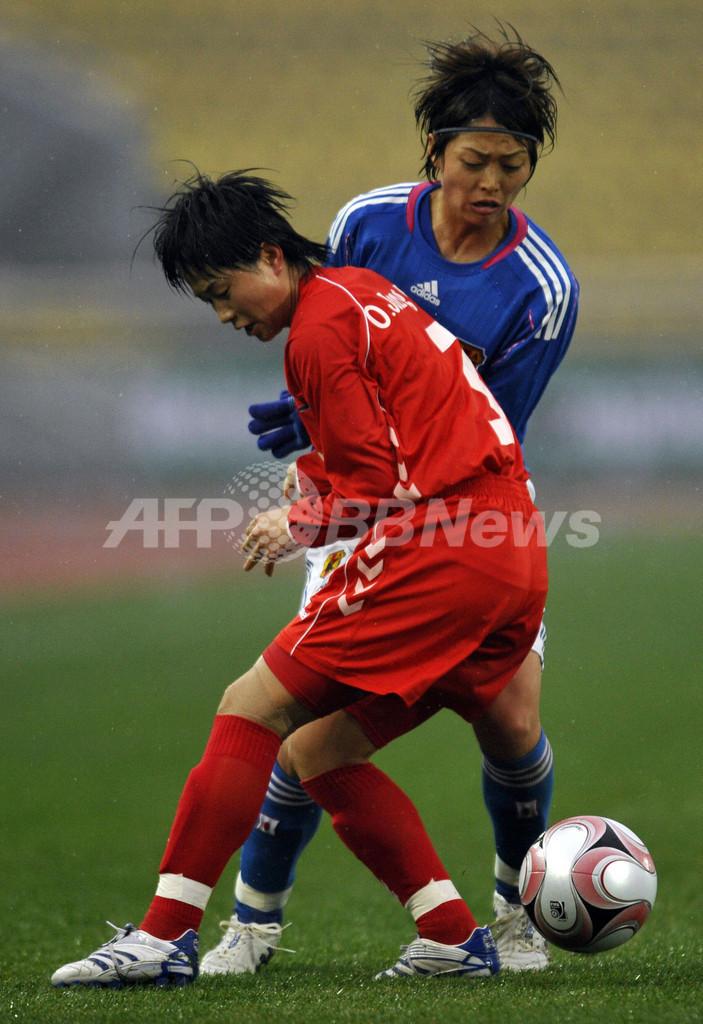 東アジア女子サッカー選手権2008...
