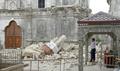 フィリピンの地震、死者151人に 同国最古の教会も被害