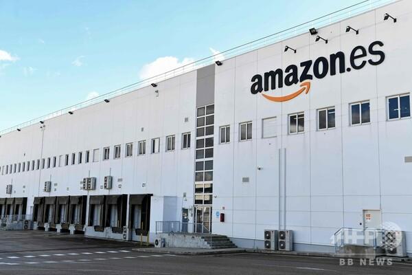 欧州のアマゾン従業員がスト決行、ブラックフライデーに合わせ