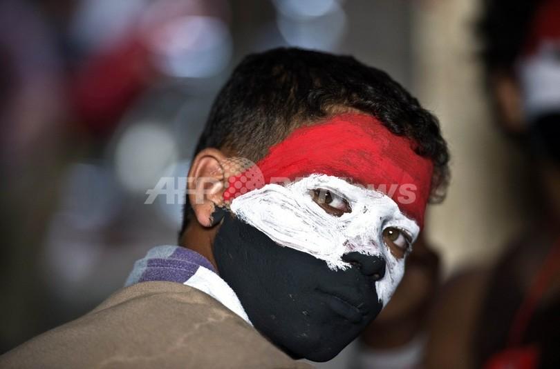 エジプト大統領、軍の「最後通告」撤回を要求 デモ隊衝突で7人死亡