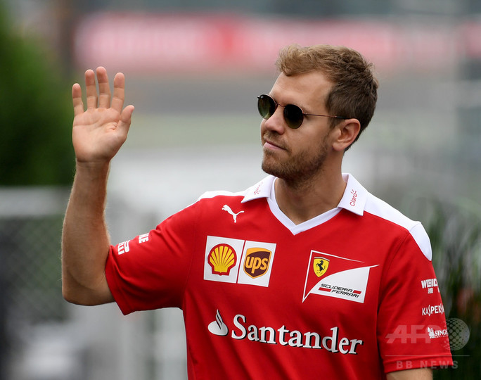 ベッテル、フェラーリ代表との不仲説を一蹴 「問題は何もない」