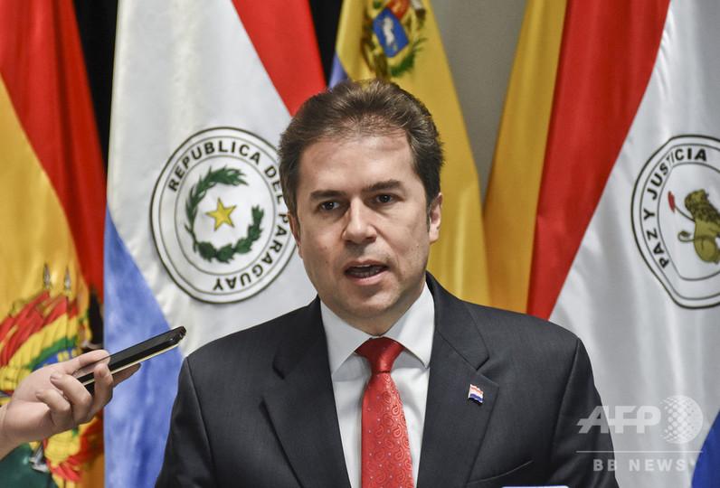 パラグアイ、エルサレムから大使館撤退 イスラエルは閉鎖で対抗