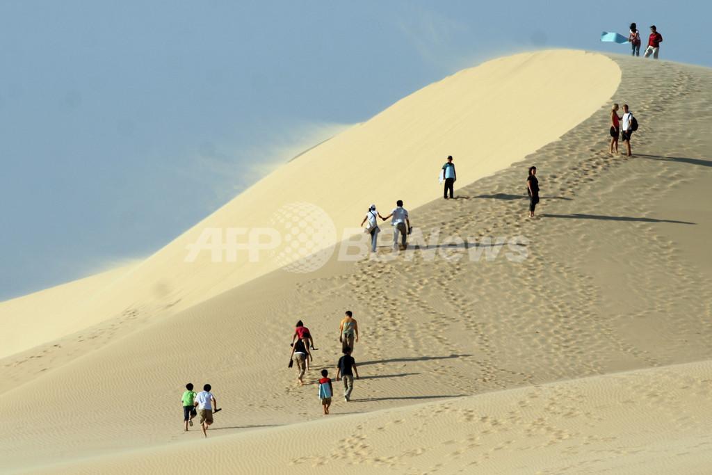 ベトナムの領土の900万へクタール以上が砂漠化の危険