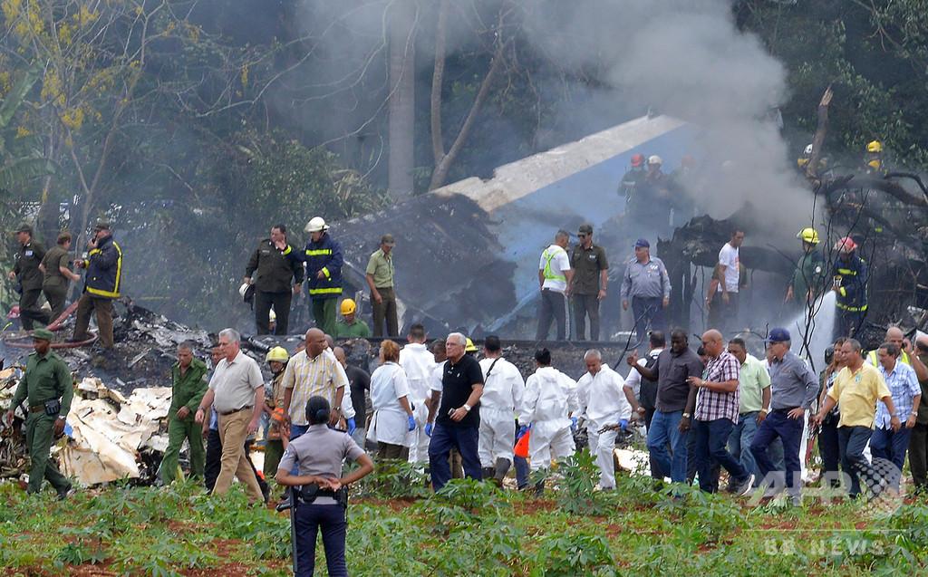 1年前のキューバ機墜落、原因は機体重量バランスの「計算ミス」