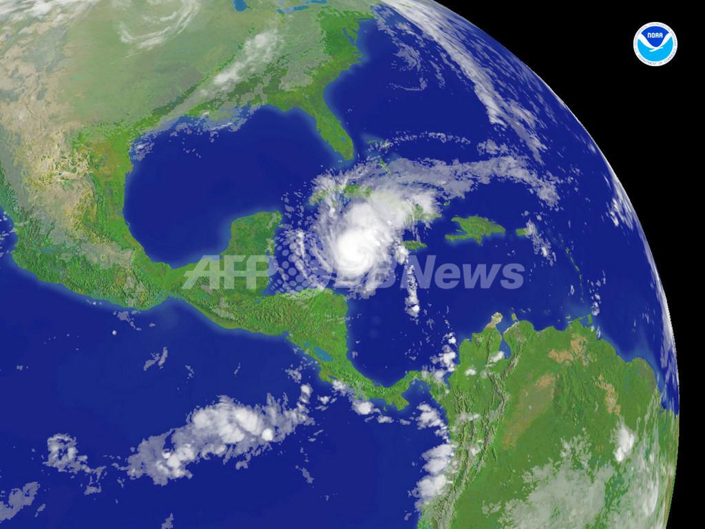 ハリケーン「パロマ」、勢力強めカテゴリー4に