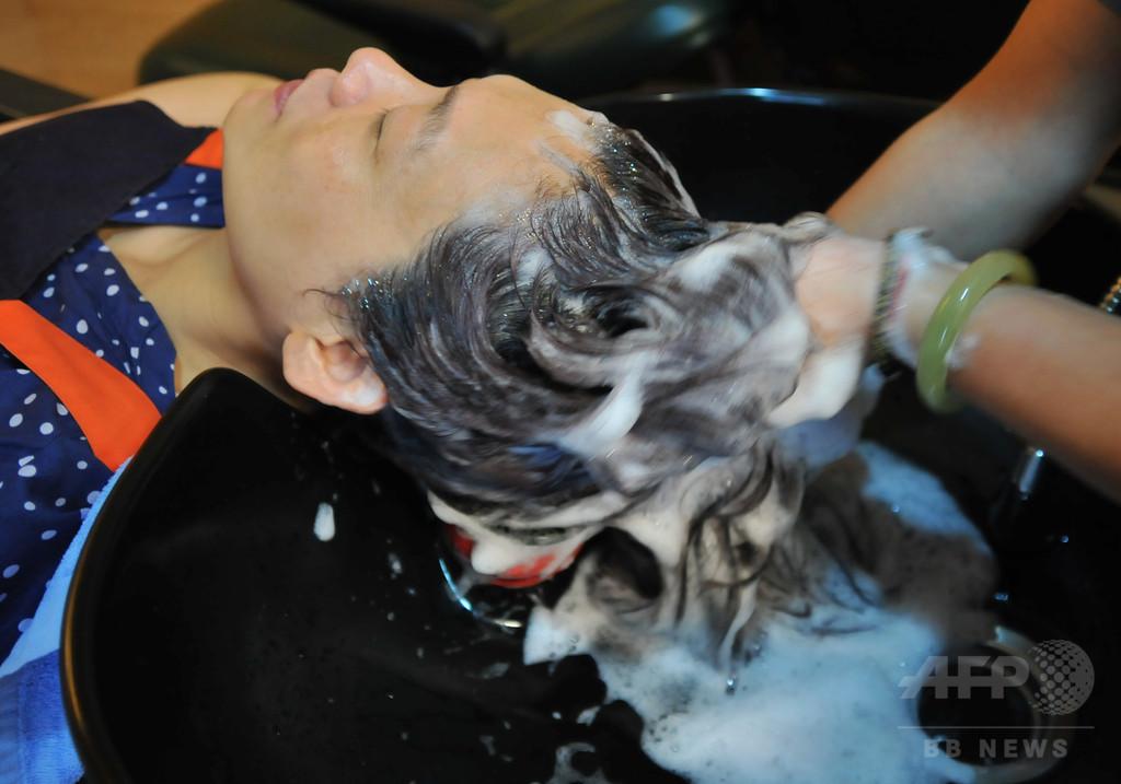 散髪で脳卒中に、英理髪店が1300万円の損害賠償