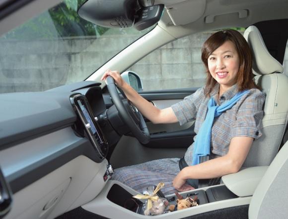 吉田由美(愛車/ボルボXC40) 令和元年、新車はこの20台が欲しい!