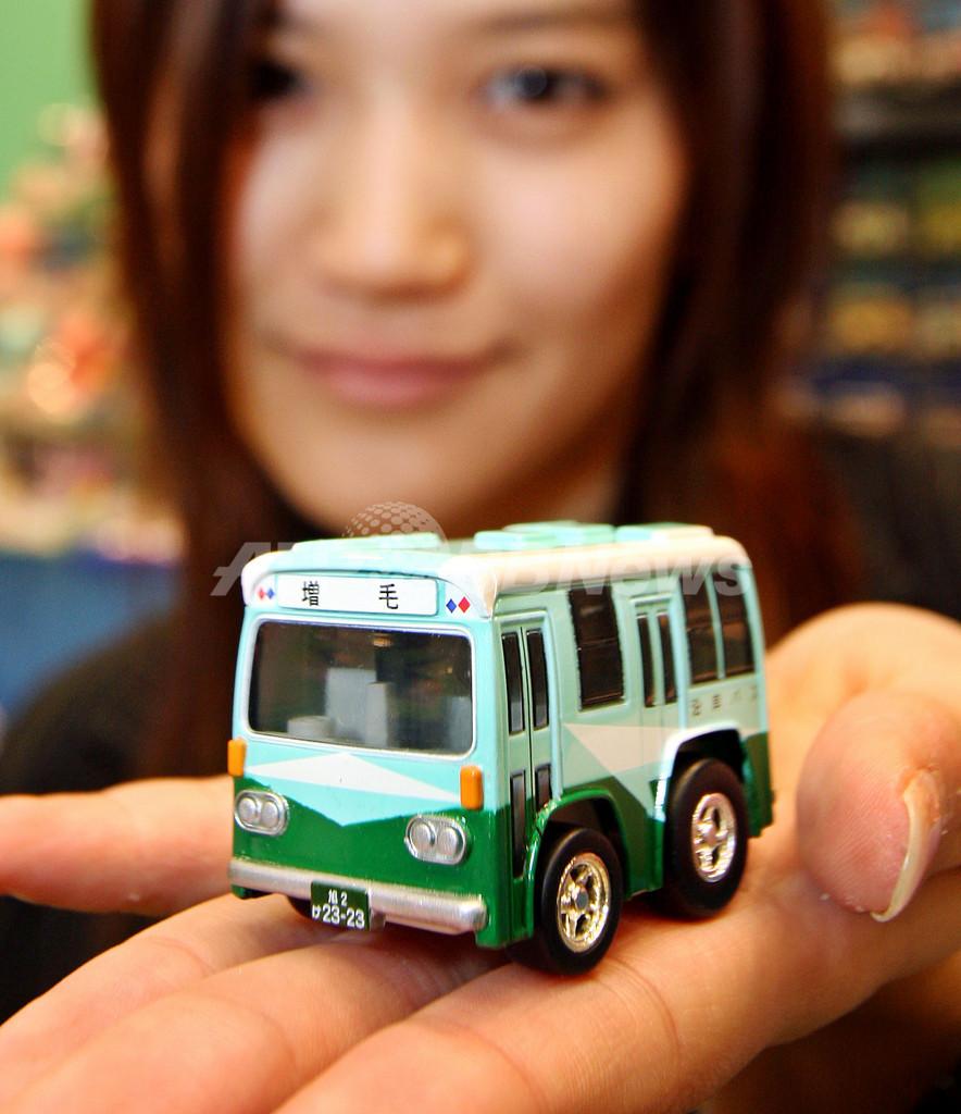 「増毛」チョロQ、爆発的人気で3000台が即完売 - 東京