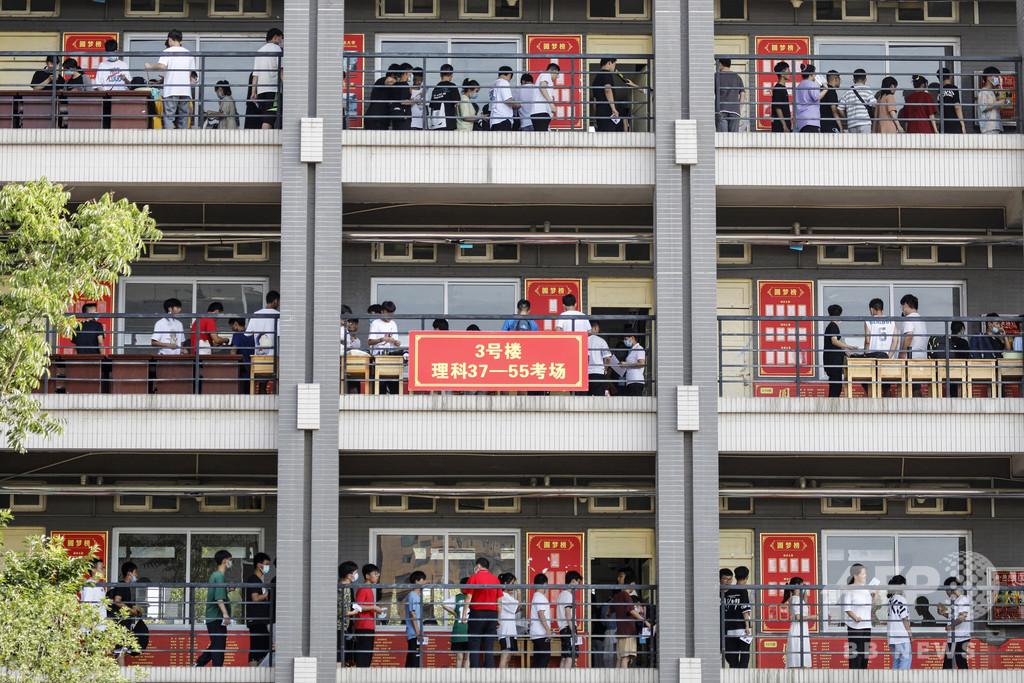 大学入試で数百人が成り済まし被害、受験生の夢奪った実態明らかに 中国