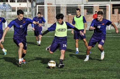 日本人選手の夢の舞台に、モンテネグロリーグ FKアドリア