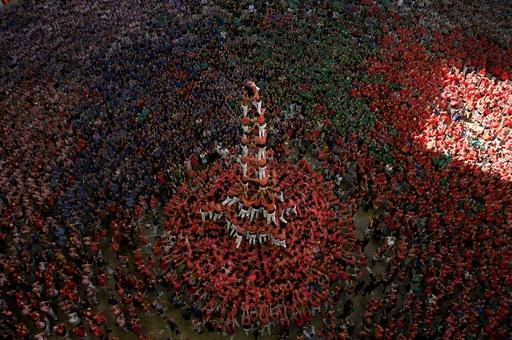 【特集】AFPのベストショット:10月6~12日