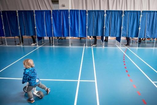 欧州議会選、中道会派が後退 EU懐疑派が大幅増 議席見通し