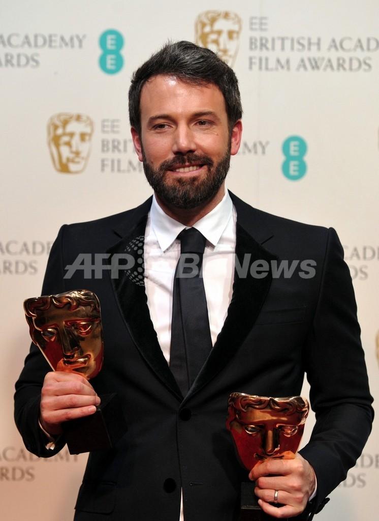 ベン・アフレックの『アルゴ』、英国アカデミー賞も受賞