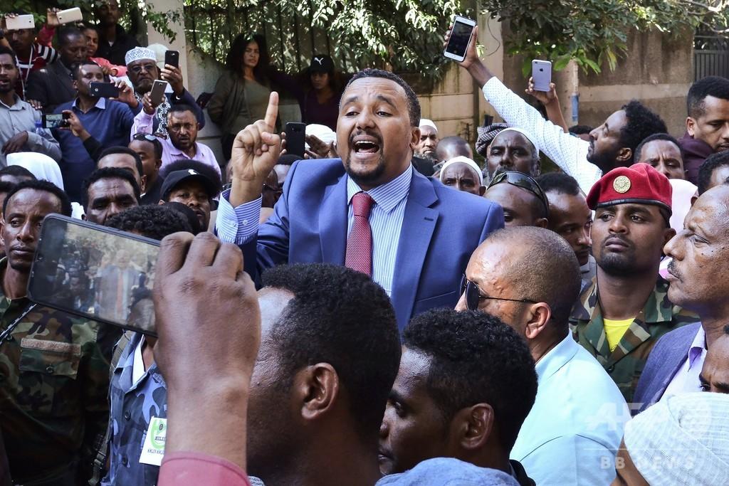 エチオピア、死者67人に ノーベル賞の首相へのデモが民族対立に