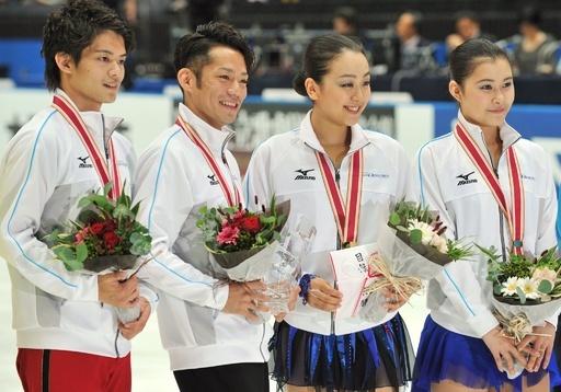 日本が優勝飾る、地域対抗戦ジャパンオープン