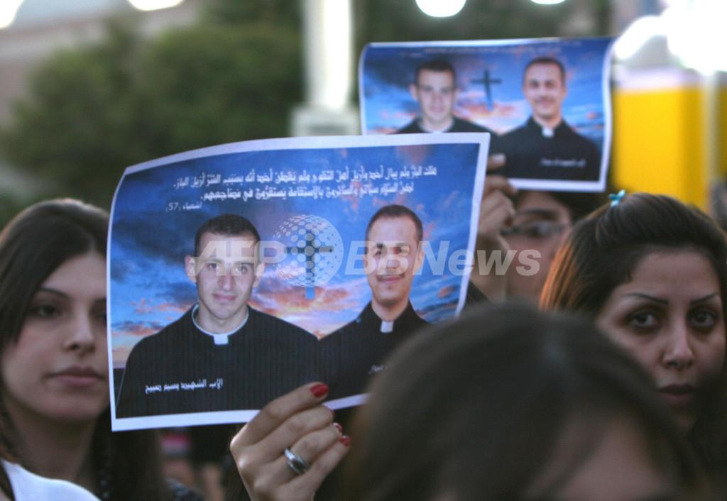イラクの教会襲撃、死者53人に アルカイダ系組織が犯行声明