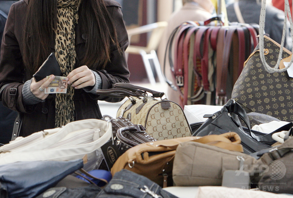 模造品・海賊版販売、中国など世界各地で依然横行 USTR