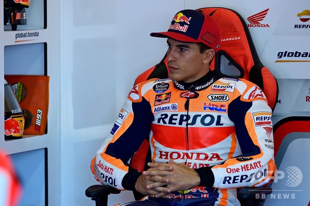 MotoGP王者マルケスの手術が成功、復帰時期は未定