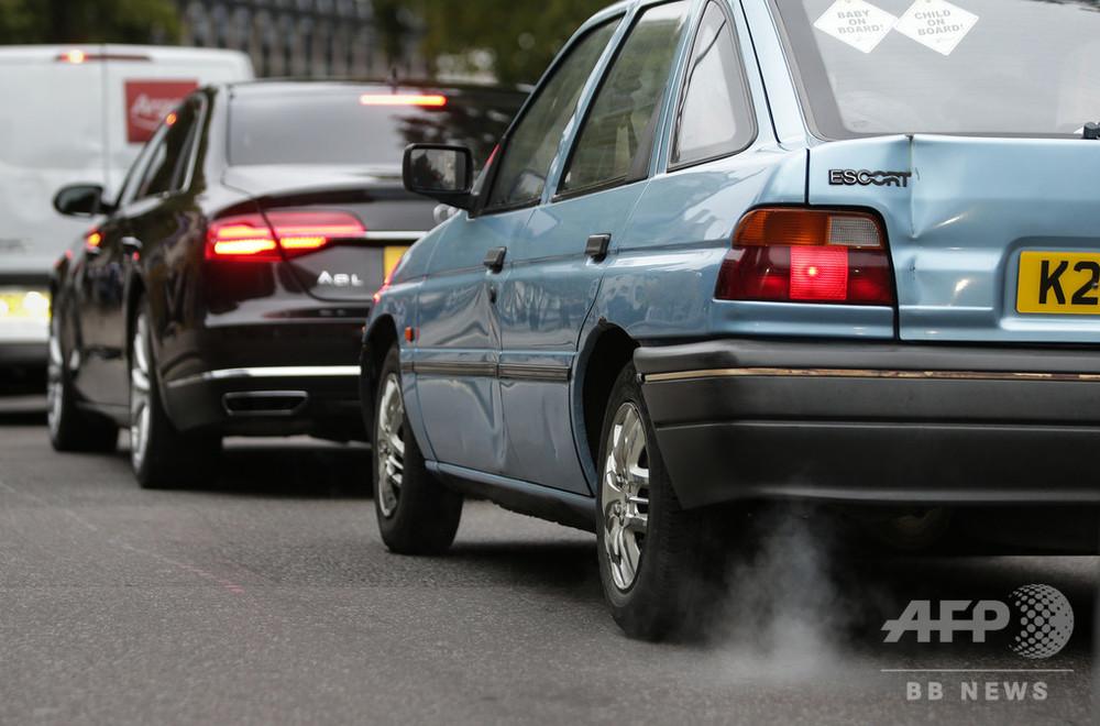 英国 ガソリン 車 禁止