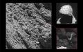 彗星着陸のフィラエ、ついに発見 ESAが画像公開