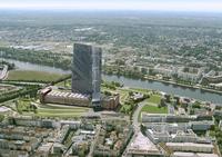 欧州中央銀行の新しい本部ビル、工事着工へ