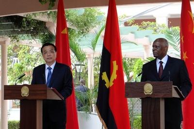 成長著しいアンゴラ、米中が経済関係強化を競う