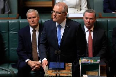 豪の児童性的虐待、モリソン首相が公式謝罪 「子どもたちを見捨てた」