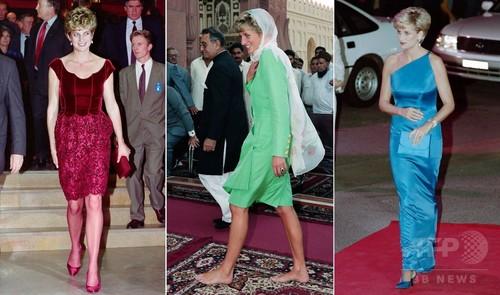 英国王室のドレスコードを変えたダイアナ妃のファッション革命