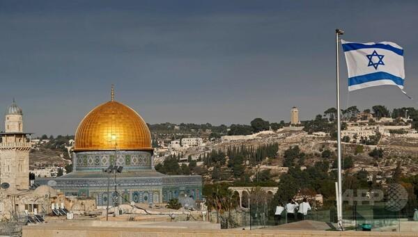 トランプ氏、米大使館エルサレム移転の意向表明 6日に演説へ
