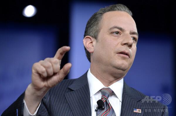 トランプ氏、首席補佐官の交代発表 内紛露呈、共和党と関係悪化も