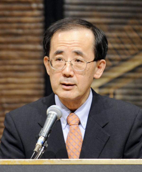 日銀総裁の「決意表明」