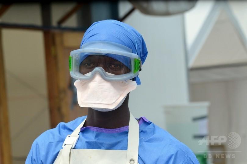 リベリアとマリ、エボラ対応に進展 新規患者減り隔離解除進む