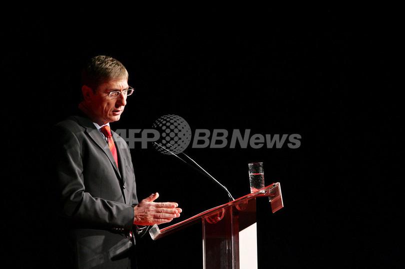 ハンガリー首相、辞意を表明