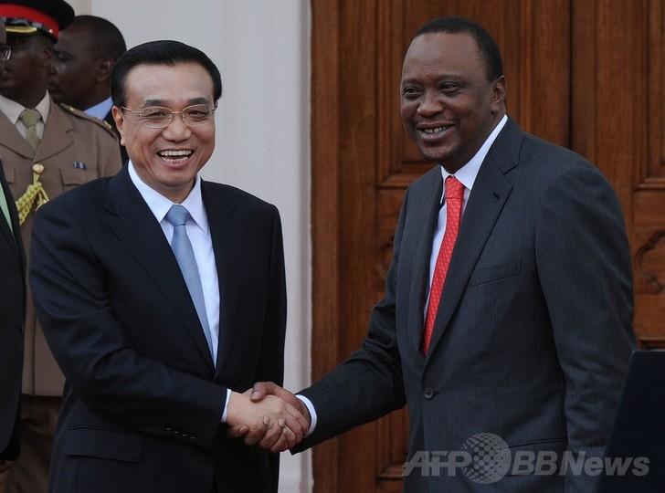 中国、東アフリカで巨額の鉄道事業を受注